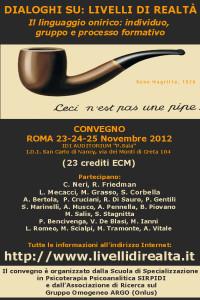 ARGO convegno internazionale  23-24-25 nov 12
